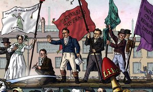 Peterloo historian